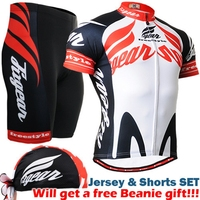 2020 team cycling sets spring Bicycle Sports Ropa Maillot Clothes Men Cycling Jersey Shorts 3d padded Set suits for riding