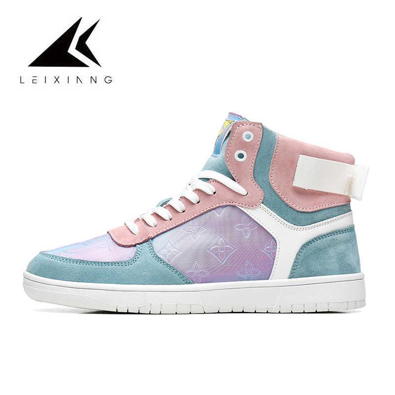 Todas las zapatillas de hombre Star Skateboard zapatos de aire alto Old-skool 1 Force One mujeres zapatos deportivos Hip Hop Chaussures Femme Shoe
