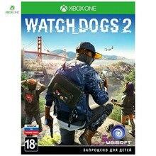 Игра для Xbox one Watch_Dogs 2(русская версия