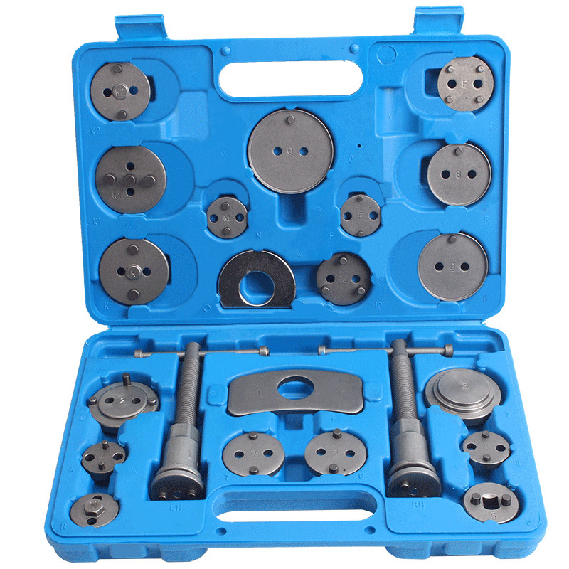 22PCS Brake Repositioning Tools, Piston Jacking Brake Pads, Disassembly And Replacement Tools