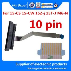 New original SATA SSD HDD hard drive cable connector For HP 15-CW 15J 15Z-j 15T-J M6-N 15-CS 15-cs0049tx 15-cs0050tx 15-cs0051tx