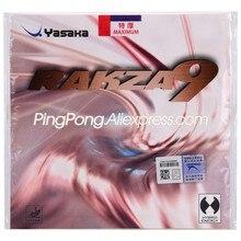 YASAKA RAKZA 9 (RAKZA9, RK9) טניס שולחן גומי פיפס in Yasaka המקורי פינג פונג ספוג Tenis De Mesapimple ballpimple extractortennis levels