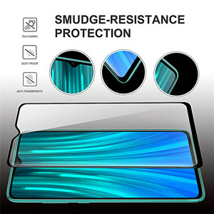 Image 5 - Tempered Glass For Xiaomi 9 Pro 5G Redmi Note 8 Pro Screen Protector Protective glass on Redmi note 8 glass