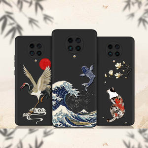Image 5 - for Xiaomi Redmi K30 Ultra K20 Pro K20 Mi 9T POCO X2 F2 Case 3D Relief Emboss Matte Soft Cover LICOERS Official Case Funda Shell