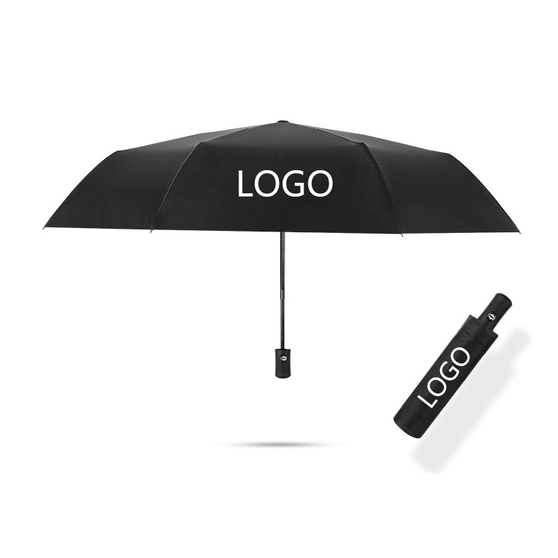Fully Automatic Umbrella Mens Black Business Car umbrellas For Infiniti logo EX FX G25 G37 FX35 EX25 EX35 FX37 Q60 QX5