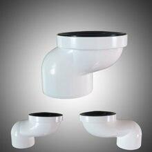 Простая в установке дренажная труба Бытовая система ванная комната