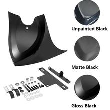Motorcycle Front Chin Fairing Spoiler Mudguard For Harley Touring Sportster XL V-ROD Dyna Fatboy Softail motorcycle front chin fairing spoiler mudguard for harley sportster 1200 883 2004 2018 2017