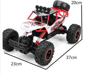 Image 5 - 1:12 1:16 voiture RC 4WD 4x4 télécommande 2.4G Bigfoot, modèle Buggy véhicule tout terrain, camions descalade, jouets pour garçons, cadeau pour enfants, jeeps