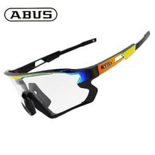 цена на ABUS Photochromic Cycling Sunglasses Men&Women Outdoor sport Bicycle Glasses Bike Sunglasses Goggles Eyewear Gafas Ciclismo
