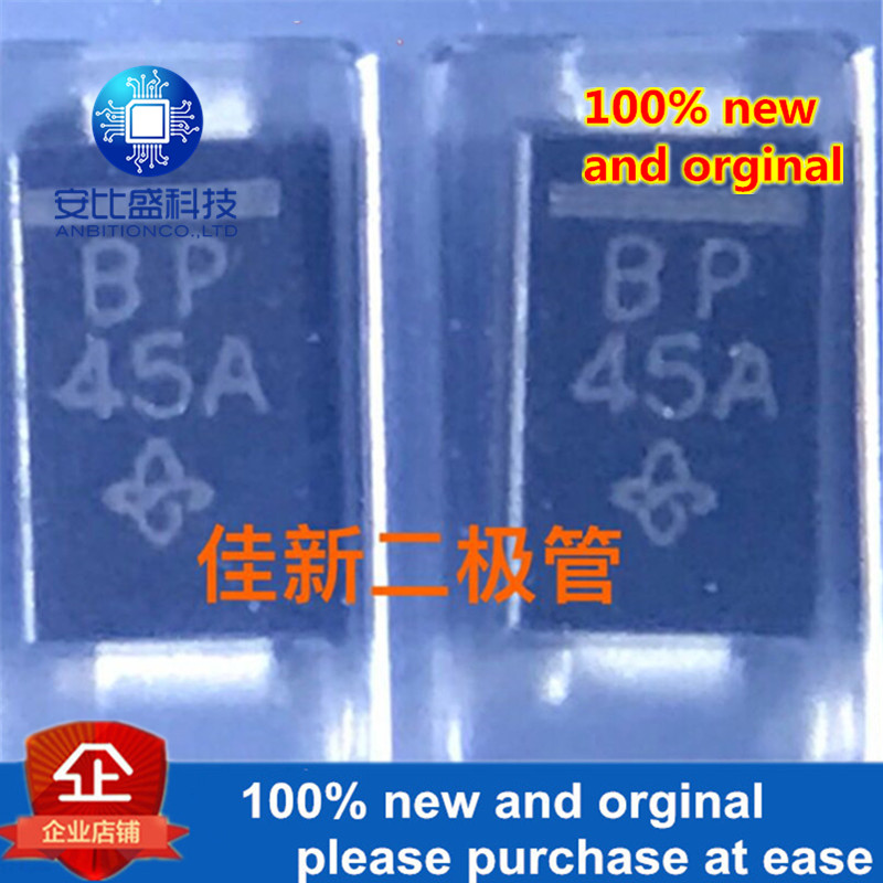 50pcs 100% New And Orginal SMAJ16A DO214AC Silk-screen BP  In Stock