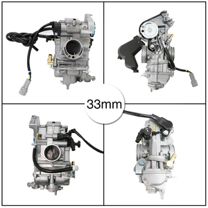 Image 5 - ZSDTRP Original 28 33 35 37 39 40 41mm Flatslide Carburetor FCR39 for KTM XR DR400 CRF450/650 KLX400/450 YZ450F Add Power 30%