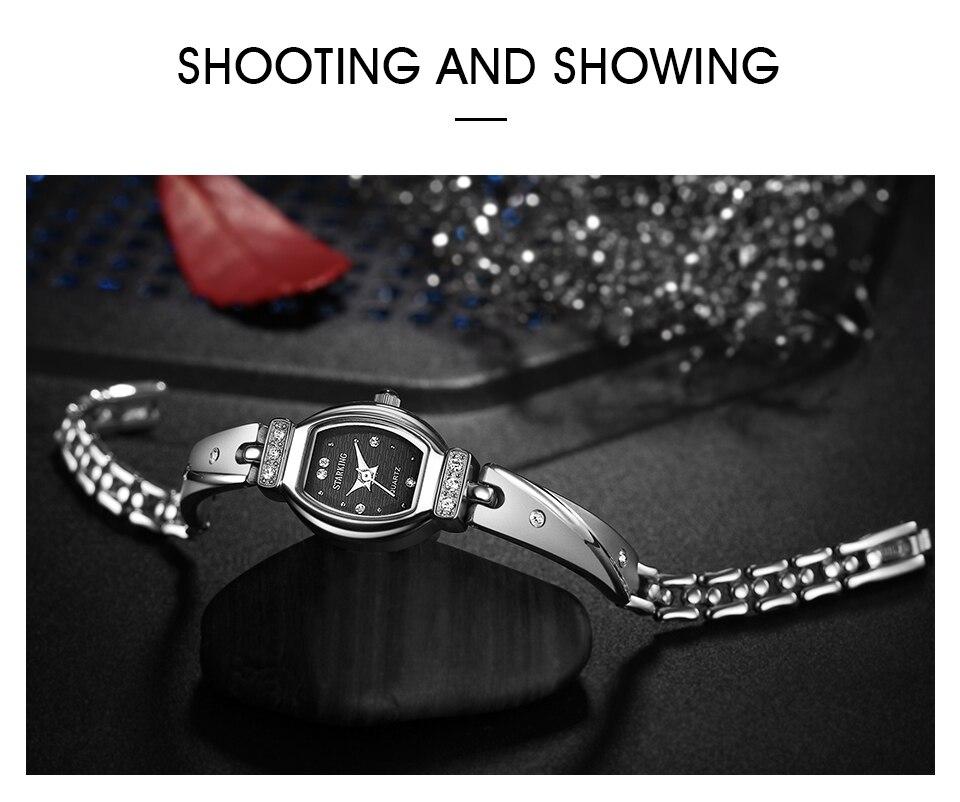 relógio senhoras relógios de pulso feminino damske hodinky