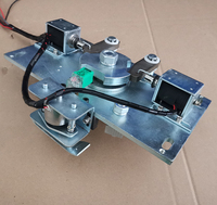 공장 전기 반자동 turnstiles 메커니즘 3 팔 트레이