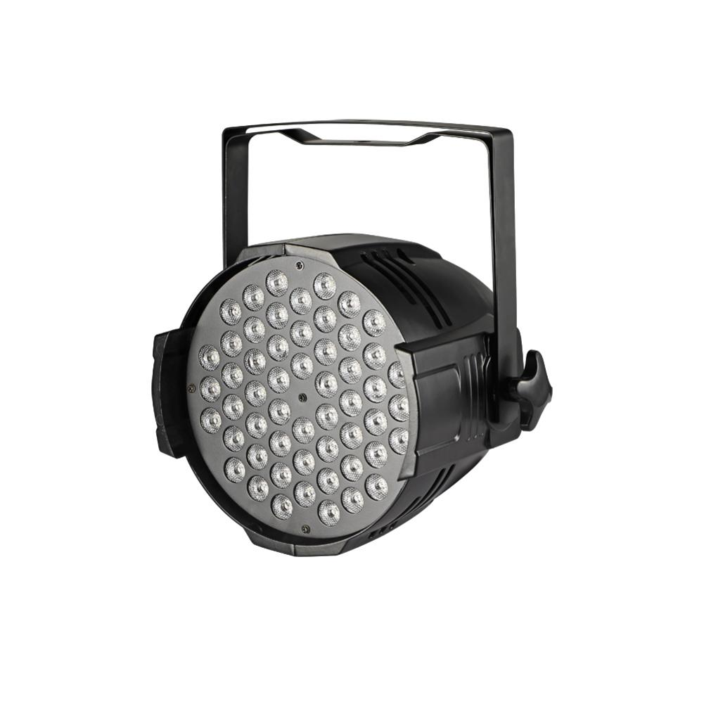 2pcLED Par 80w RGBW With DMX512 For Club Disco DJ Sound Activated Disco Ball Stage Light Lumiere Christmas Projector Dj Club Par