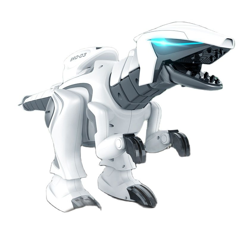 Children's remote control dinosaur toy boy gift electric dancing robot animal Tyrannosaurus  walking puzzle