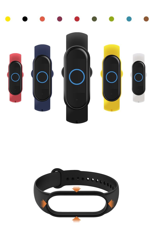 3 nfc impressão silicone pulseira de pulso