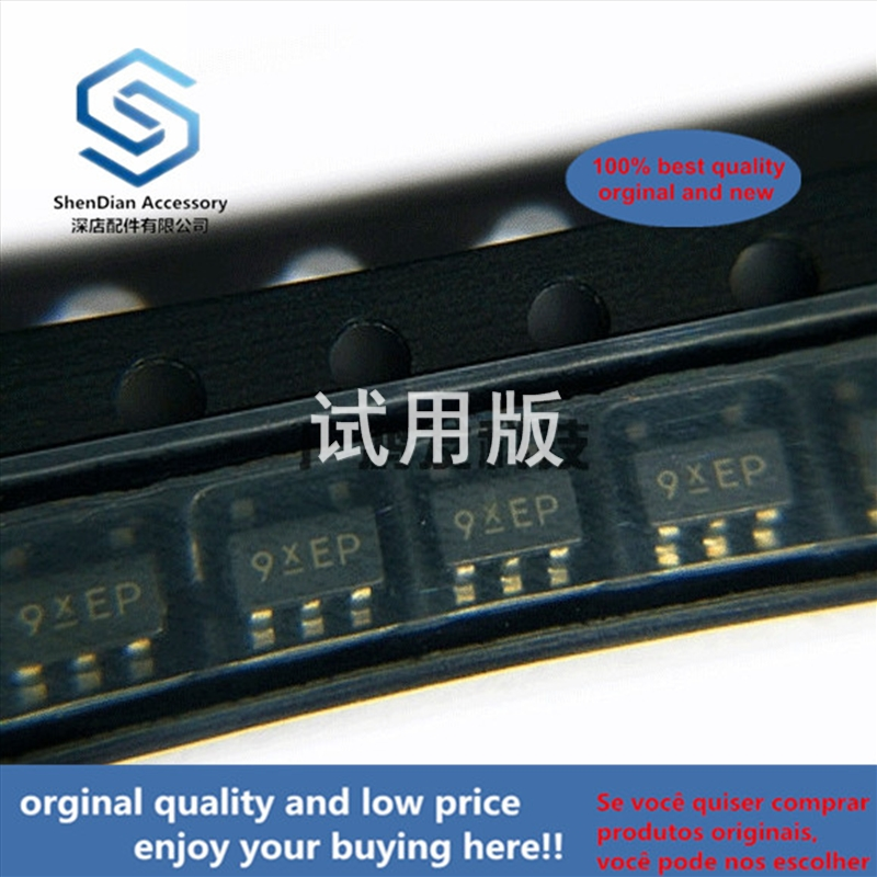 10pcs 100% Orginal New XC6209F152MR-G Regulator 1.5V Silk Screen 9XE SOT23-5