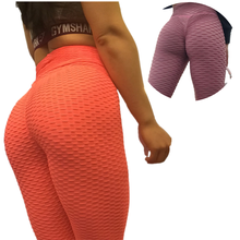 High Waisted Yoga Pants for Women Butt Lift Sports Leggins Push Up Ruched Scrunch Workout leggings Plus Size Gym Fitness Tights