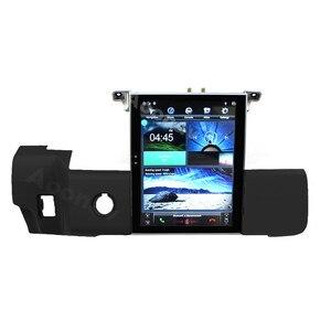 "Image 4 - Android 10.4 ""Tesla Vertikale Bildschirm Auto Radio Für Land Rover Sport V8 2009 2010 2011 2012 2013 LiisLee Multimedia GPS"