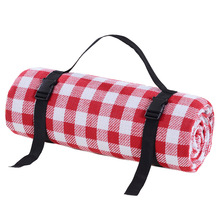Breathable Picnic Mat 200*200cm Waterproof Thicken Pad Plaid Folding Outdoor Camping Blanket Beach Magic Sand