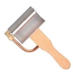 Poszycie elektronarzędzia miodarka elektryczna nóż pszczelarstwo skrobanie gorąca pszczoła sprzęt pszczelarski wtyczka 220V AU w Przybory pszczelarskie od Dom i ogród na