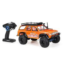Brush RC Car With Two-speed Change VRX RH1052 1/10 2.4G  Crawler RTR Vehicle Models With Battery Charger Transmitter