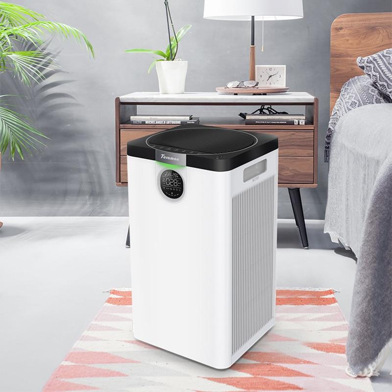 99.99% Sterilization Rate Air Purifier Machine C50 Home Bedroom Formaldehyde Smog PM2.5 Odor Sterilization Machine