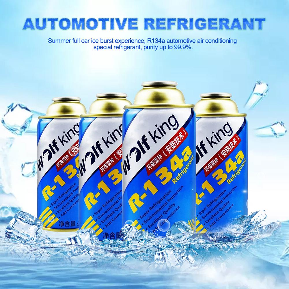 Automotive Air Conditioning Refrigerant Cooling Agent R134A Refrigerator  Environmental Protection Water Filter Replacement