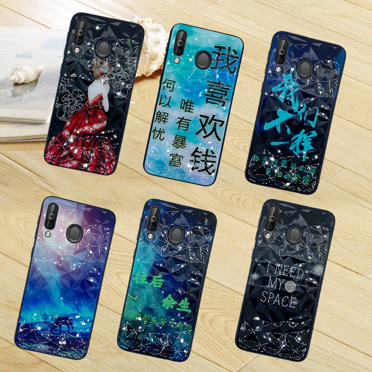 TPU Silicone Back Case For <font><b>Samsung</b></font> <font><b>Galaxy</b></font> <font><b>A60</b></font> <font><b>SM</b></font>-<font><b>A6060</b></font> Phone Case m40 Cover <font><b>Samsung</b></font> <font><b>A60</b></font> Case Cover <font><b>A6060</b></font> Covers image