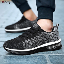 2020 Men Sneakers Running Shoes for Men Summer Mesh Breathable Sports Shoes Fashion Male Shoes New Arrival High Quality Air Mesh night elf men running shoes high quality women sneakers breathable air mesh colors change tennis shoes hot sport shoes men 2016