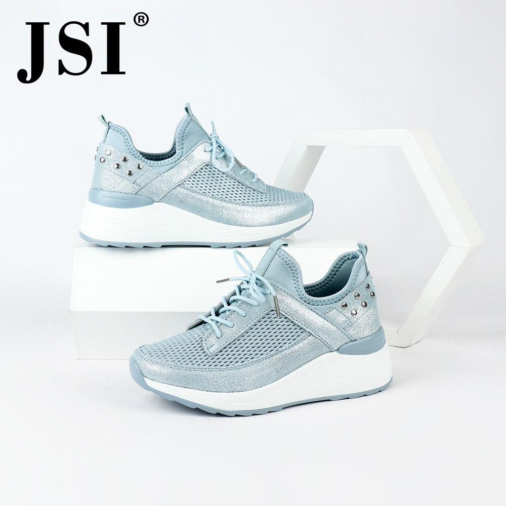JSI/Повседневные туфли на плоской подошве из коровьей кожи; Легкие дышащие женские кроссовки с закругленным носком на шнурках; Удобные легкие туфли на плоской подошве; JO185|Обувь без каблука|   | АлиЭкспресс