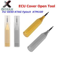 2 Colors Ecu Cover Open Tool Auto Car ECU Removal Tool Fit For KESS/KTAG/Fgtech V54/KTM100 Useful Tools for Opening The ECU