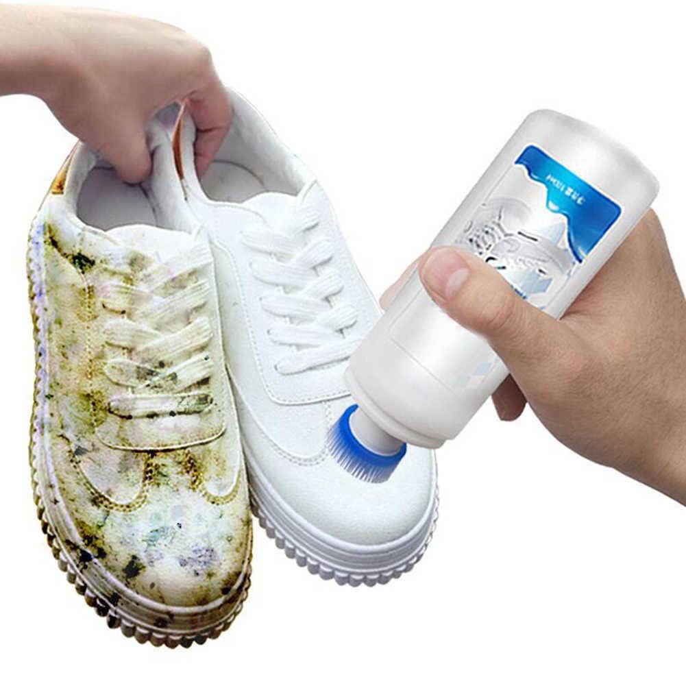 100ml White Shoe Cleaner Whiten Polish