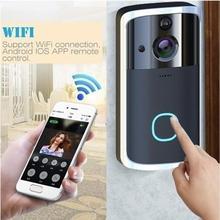 M7 Smart Video Doorbell Visual Doorbell WiFi Door Bell Inter