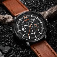 AESOP Watch Men Quartz Chronograph Watches