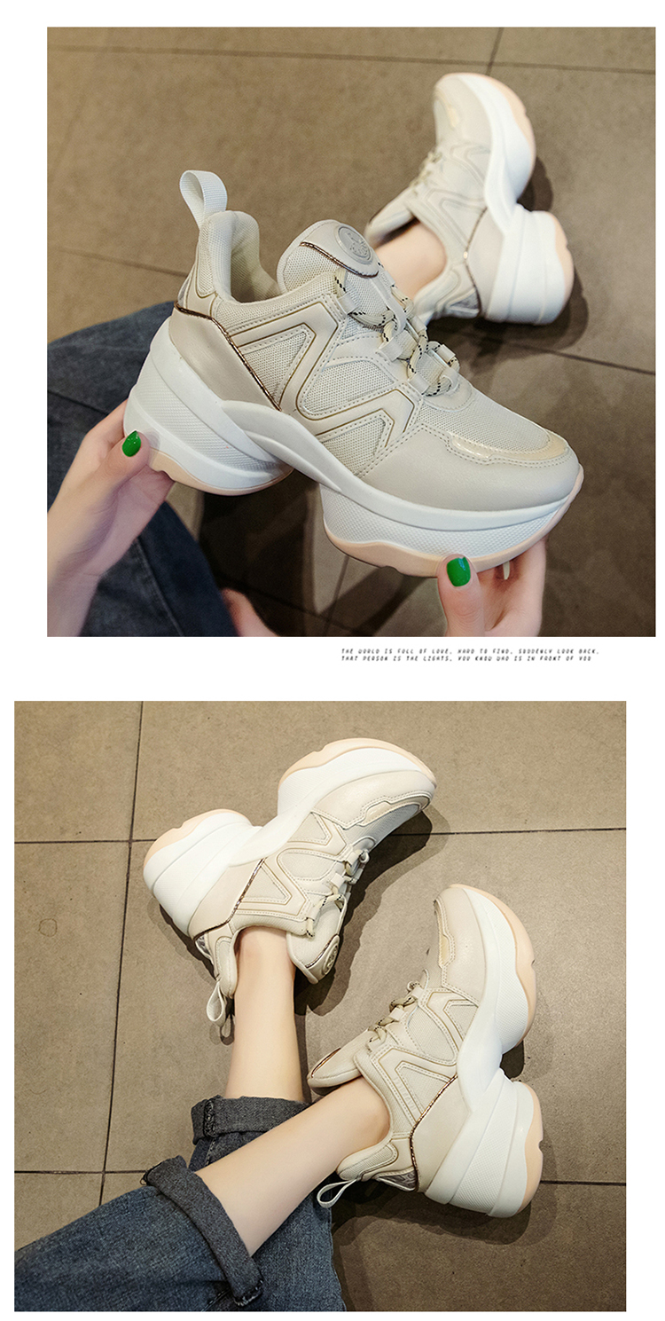 Luxury Women Sneakers Mixed Color 6