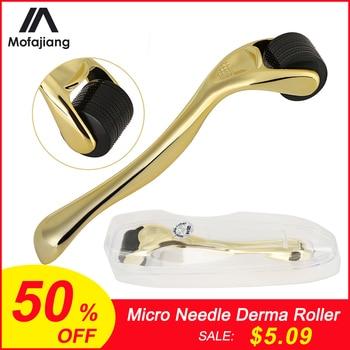 Derma Roller 0.3mm 0.25mm 0.2mm Mesoroller for Body Face Treatment Mezoroller Dermaroller Face Skin Care Treatment Micro Needle фото