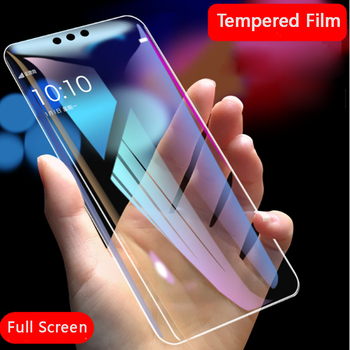 10 PCS Glass Screen Protector Tempered Glass For Hua wei Honor 8X Glass Protective Film