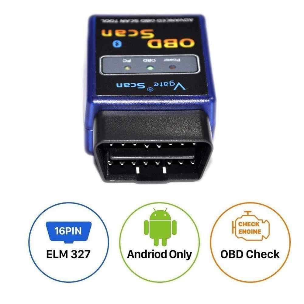 新しいスキャナミニ ELM327 bluetooth V1.5 OBD2 車診断ダイアグスキャナ elm 327 v 1.5 obdii obd 2 自動診断ツール