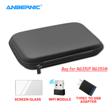 ANBERNIC - RG351P Bag Case Shell Glass Tempered Screen Protector RG351M RG351 Handheld Console Game Player Accessory Wifi Module