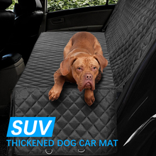 Car Bench Seat Cover Waterproof  Dog Car Seat Cover Luxury Quilted Car Travel Pet Dog Carrier Pet Hammock Mat Cushion Protector autoyouth pink towel seat cushion universal fit car seat protector pet mat dog car seat cover