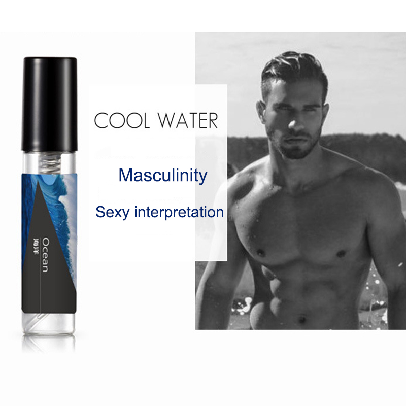 Newly 1 Pcs 3ml Flirt Perfume Aphrodisiac Body Spray Pheromone Attract Scented Sex Gift CTN88