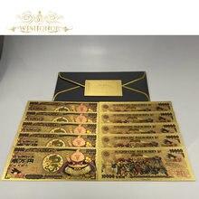 1 pces 2021 novo japão nota 10,000 yen dinheiro de cédula para coleta