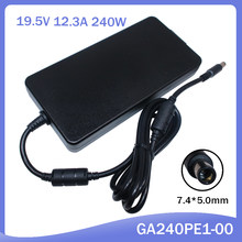 Ultra-cienki 240W 19.5V 12.3A PA-9E laptop ac zasilacz ładowarka do dell Alienware M17X R2 R3 R4 R5 17D-1848 m18X R3 GA240PE1-