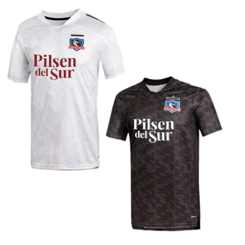 Shirt Camiseta Jersey Chile 21-22 Colo Colo 20-21-Universidad-De-Chile Men's New Adult