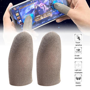 Gloves Game-Controller Finger-Sleeve Tablet Sweat-Proof iPad for Screen-Touch Mobile