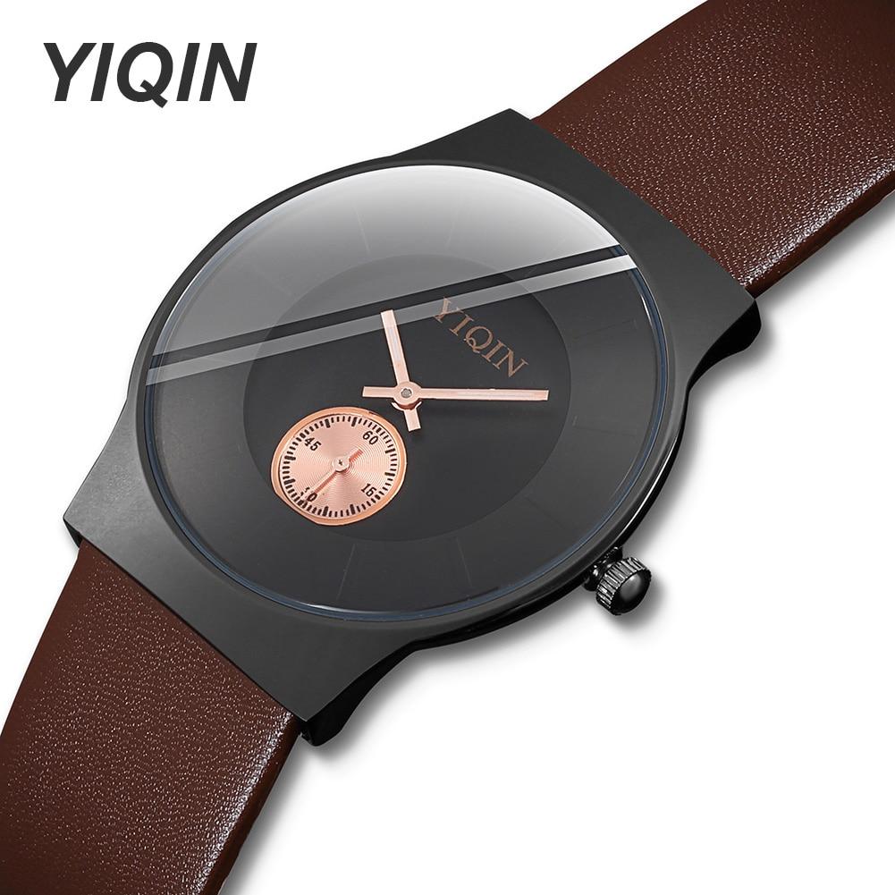 Top Brand Women Watches Quartz Wristwatches Casual Ladies Watch Waterproof Leather Watch Strap Stainless Steel Case Female Clock