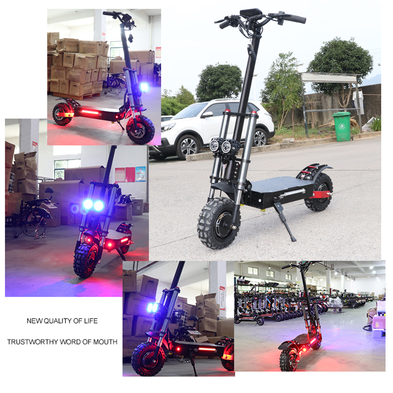 Scooter elétrico 60 v 3200 w52 v