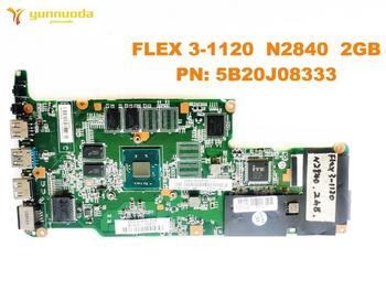 Original for Lenovo FLEX 3-1120 laptop motherboard FLEX 3-1120  N2840  2GB  PN 5B20J08333 tested good free shipping