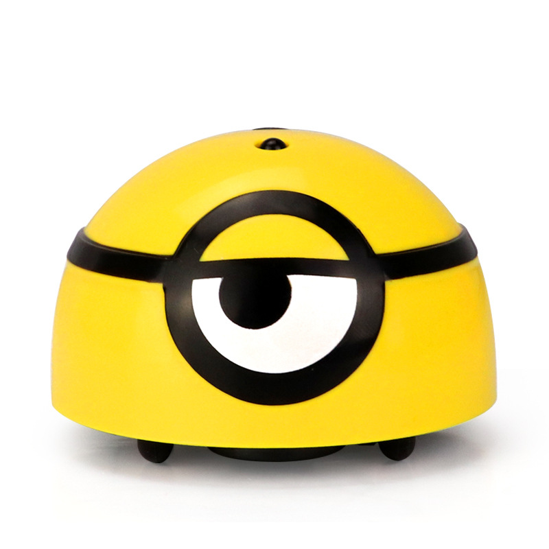 Runaway Minion Ball Magic Shinning Luminous LED RC Kids Infrared Idea Magical Induction Toys Crazy Toy